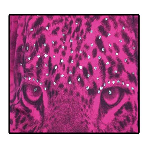 Vanilla Inc - Chemisier - Femme Fuchsia Tiger print