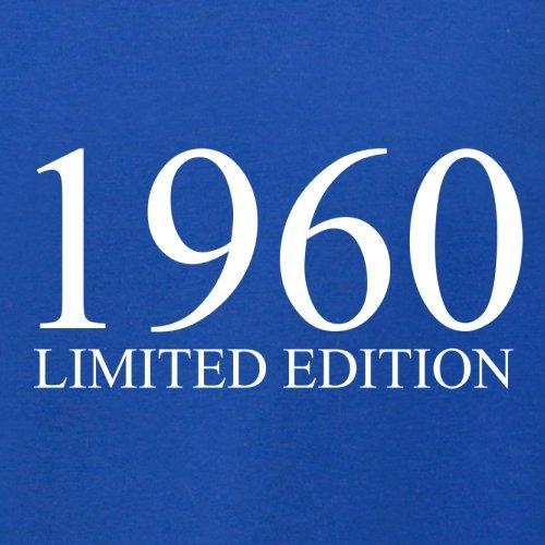 1960 Limierte Auflage / Limited Edition - 57. Geburtstag - Herren T-Shirt - 13 Farben Royalblau