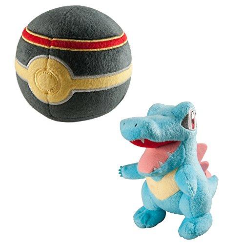 Tomy Pokémon Poké Ball – Luxury Set Gioco PelucheKarnimani E LScq34A5Rj