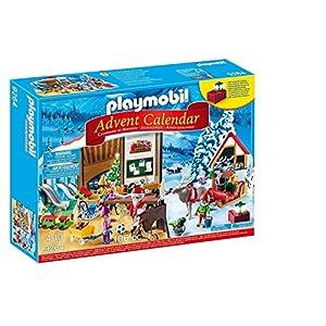 Playmobil 9264 - Calendario dell'Avvento Babbo Natale 2 spesavip