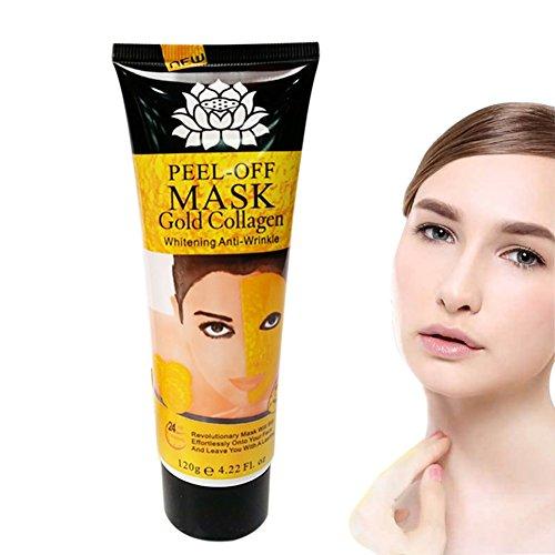 bobora-masque-dor-24k-anti-rides-anti-vieillissement-facial-masque-visage-soins-blanchissant-masques