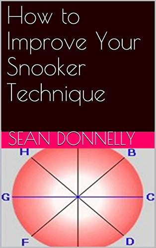 How to Improve Your Snooker Technique (English Edition) por Sean Donnelly