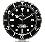 FIR Submariner Rolex orologio da parete luminosa