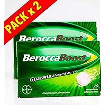 Berocca Boost Effervescent Tablet 2 x 20 ...