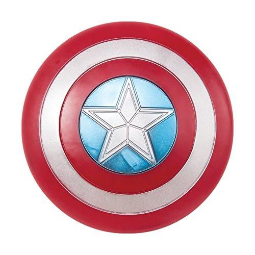 Marvel Captain America Retro 12Inch Schild Childrens Kostüm Zubehörteil