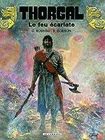 Thorgal - Tome 35 - Le feu écarlate de Dorison Xavier