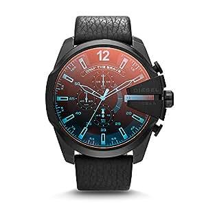 Diesel Chi Analog Black Dial Men's Watch - DZ4323