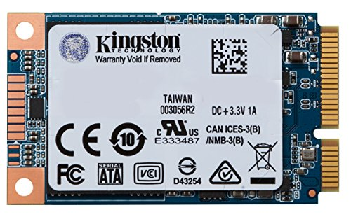 Kingston SUV500MS/480G UV500 msata SSD