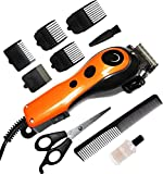 #10: Brite BHT-1400 Professional Electric Hair Trimmer Heavy Duty Grooming Set for Men, Women (Gold or MutliColor)