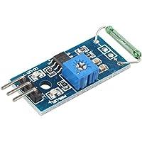 Profesional GY-906 Mini Tama/ño MLX90614ESF-BAA-000-TU-ND term/ómetro infrarrojo del sensor de infrarrojos M/ódulo para Arduino