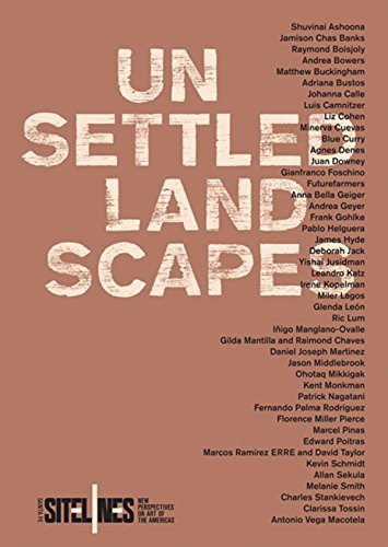 Unsettled Landscapes by Janet Dees (2015-05-26)