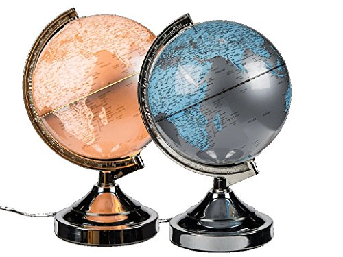 Globus Weltkugel Leuchtglobus mit Touch-Funktion
