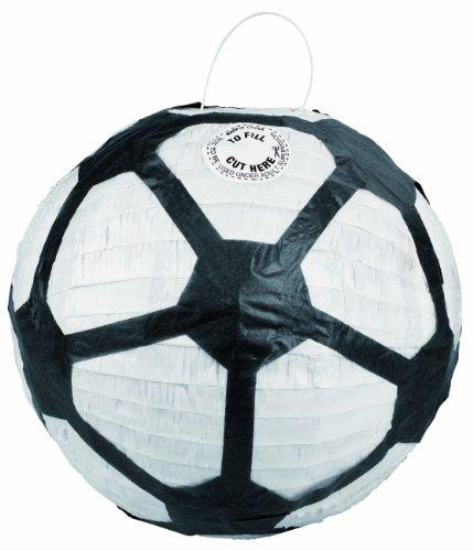 Kim'Play 12612 - Pallone da calcio, Pignatta per decorazione feste