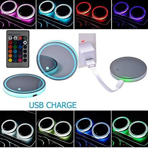 GREADEN Topmax 2 x Getränkehalter, solarbetrieben, USB… | 00722737812977