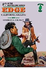 California Killing (Edge series Book 7) Kindle Edition