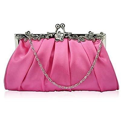 ANNA GRACE Fashion Clutch Bag Wedding Clutches Crystal Clutch Evening Party Bags Sparkling Purse