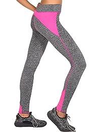 suchergebnis auf f r sporthose damen lang eng rosa bekleidung. Black Bedroom Furniture Sets. Home Design Ideas