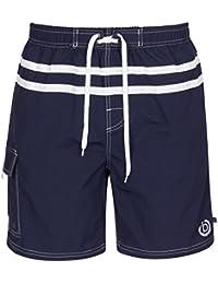 bugatti® -Herren Badeshorts in schwarz, marineblau oder bordeaux