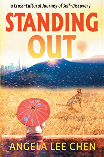 Standing Out: a Cross-Cultural Journey of Self-Discovery China Blue Peony