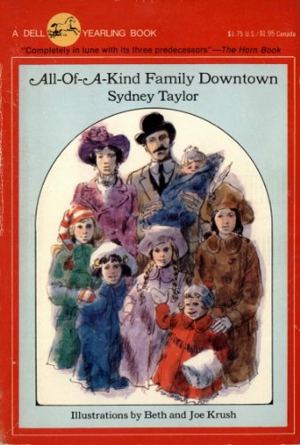All-of-a-Kind Family Downtown (All-of-a-Kind Family Classics) (English Edition)