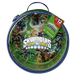 Skylanders Swap Force Translucent Carry Case