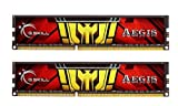 G.Skill Aegis - Kit de Memoria RAM (2X 8 GB) PC-1333 CL9D
