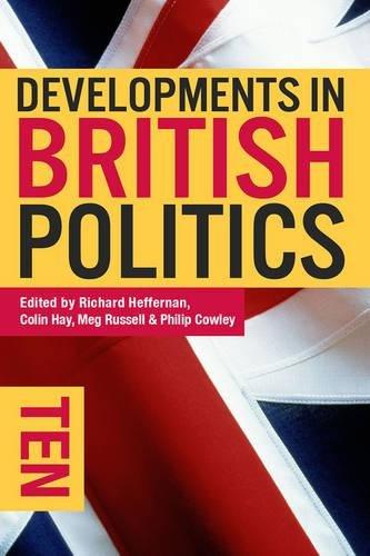 Developments in British Politics 10 (Tenth Edition, New Edition,10t)