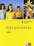 Découvertes Cadet. Das neue Lehrwerk speziell für jüngere Lerner / Grammatisches Beiheft 5. Schuljahr