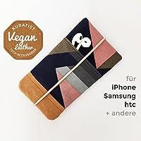 iPhone-Tasche Graphic / Handytasche / Smartphone Case / Vegane Handytasche / Vegane Accessoires / Geschenk für sie / Weihnachtsgeschenk