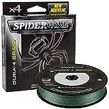 Spiderwire Herren Dura-4 Biese 0.12mm/10.5kg-23lb, grün (Moss), 300m