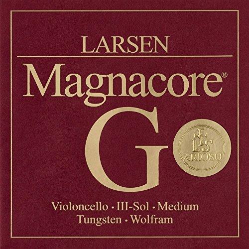 Larsen Larsen Saite für Cello Magnacore Medium