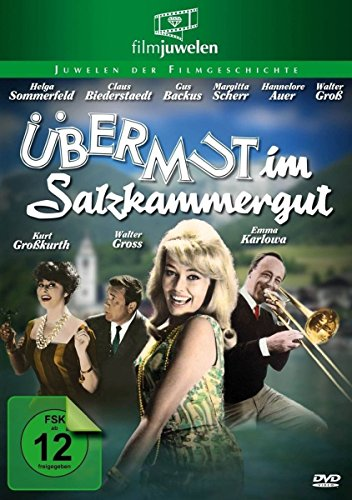 Übermut im Salzkammergut (Filmjuwelen)