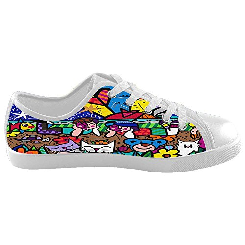 Dalliy Romero Britto Kids Canvas shoes Schuhe Footwear Sneakers shoes Schuhe D