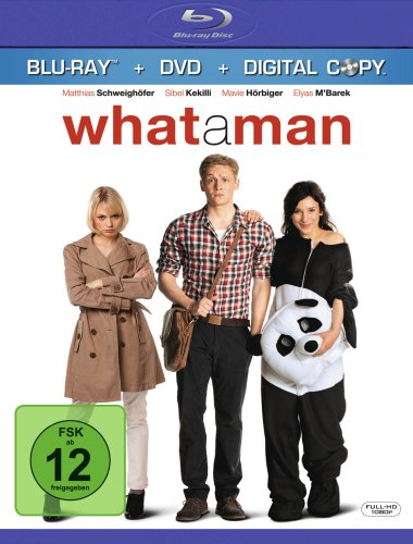 Preisvergleich Produktbild What A Man [Blu-ray]