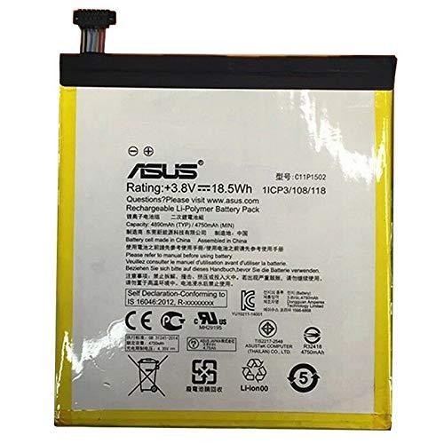 batteria tablet asus BATTERIA ORIGINALE ASUS C11P1502 4700mAh per ZENPAD 10 Z300 Z300C P023 P01C P01T Z300CL