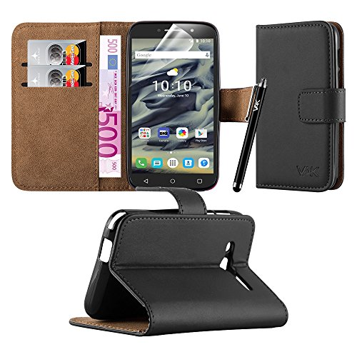 alcatel-pixi-4-4-3g-4034x-premium-leather-flip-wallet-book-card-case-cover-pouch-for-alcatel-pixi-4-