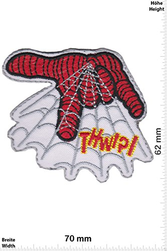 Parches   Spidermann Net   THWIPI  Cartoon   Spider