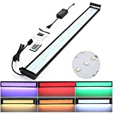 Amzdeal Lampe étanche à LED pour aquar