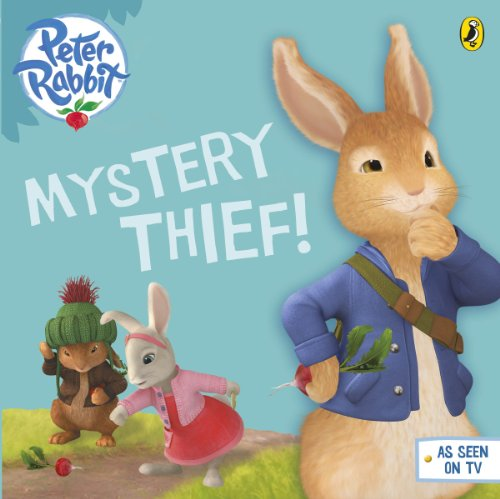 Peter Rabbit Animation: Mystery Thief! (BP Animation) (English Edition) (Für Halloween Animationen Kinder)