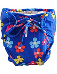Couches de natation de bébé réglables réutilisables Nappes de bébé Coupe de natation étanches de bébé, # 13