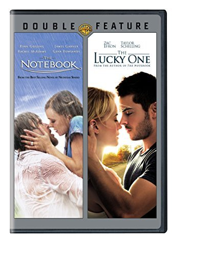 THE LUCKY ONE / THE NOTEBOOK (DVD) by Various