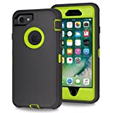 Xylo® Dual Protect Heavy Duty Dust/Shock Proof Case Cover For Apple iPhone 8 - Best Reviews Guide