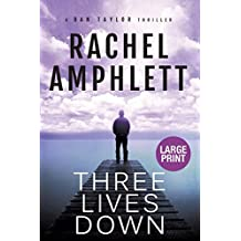 Three Lives Down: An action-packed British spy thriller (Dan Taylor (large print))