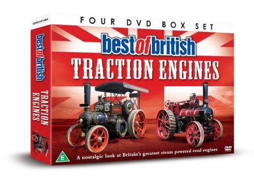 Best Of British Traction Engines [DVD] [Edizione: Regno Unito]
