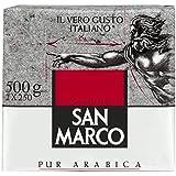 San Marco café moulu pur arabica 2x250g - ( Prix Unitaire ) - Envoi Rapide Et Soignée