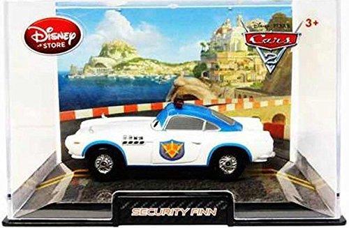 Disney Pixar Cars Exclusive 1:48 Die Cast Car Hot Rod Mater / Martin \