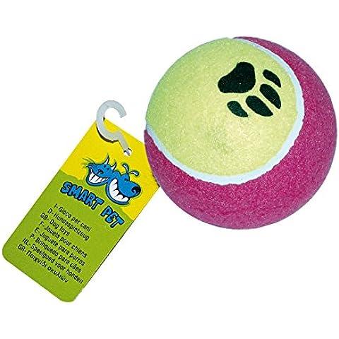 Croci intelligente palla da tennis animali domestici, 6,5 cm