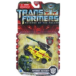 Transformers Revenge of the Fallen – Autobot Ratchet – Deluxe Class – Level 3