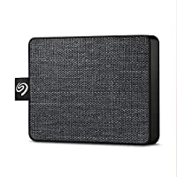 Seagate One Touch SSD, 1000 GB, Windows ve Mac, USB 3.0, 2.5 inç