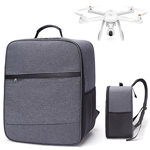 Yagii Drohne Zubehör Aufbewahrungstasche Im Freien Reisen Rucksack Nicht Verschieben Wasserdicht Professionell Schutzpaket für XIAOMI Mi Drone